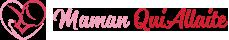Maman qui allaite Logo